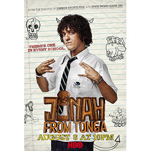 Jonah From Tonga Artwork
