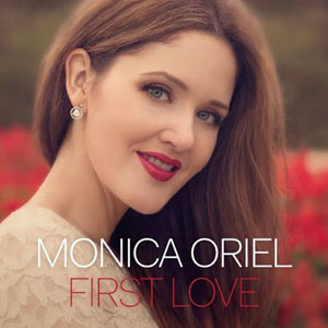 Monica Oriel First Love Artwork