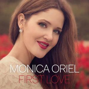 Monica Oriel First Love Artwork