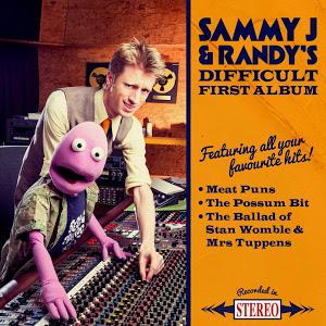 Sammy J & Randy Artwork